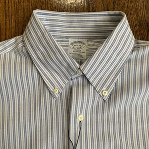 Brooks Brothers Regent Non-Iron Striped Shirt
